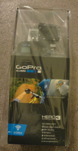 Brand New! GoPro HERO3 Black Edition - Adventure with WiFi Remote in Cameras & Photo, Camcorders | eBay