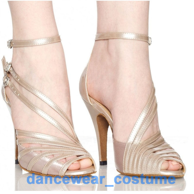 Latin Ballroom Shoe 9