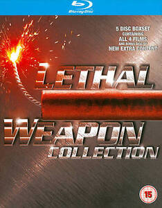 Brand New! Lethal Weapon 1-4 Blu Ray Movies Complete Box Set Collection 1 2 3 4 in DVDs & Movies, DVDs & Blu-ray Discs | eBay