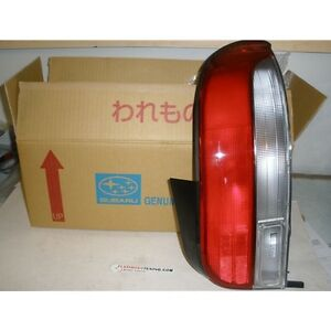 Flatirons Acura on Details About Brand New  Oem 1993 2001 Subaru Impreza Jdm Taillights