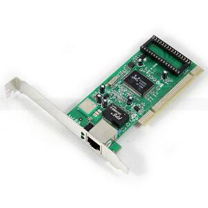 Gigabit Realtek on Brand New Realtek 8169 10 100 1000m Rj 45 Gigabit Ethernet Lan Network