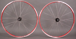 Brand-New-SRAM-29er-XLC-Inverno-niner-Mountain-Bike-Wheelset-Wheels-Red