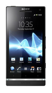 Brand New Sony XPERIA U - 8GB - (Black ) (Factory Unlocked) in Cell Phones & Accessories, Cell Phones & Smartphones | eBay