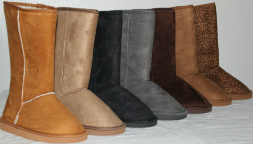 Brand New Women's Winter Snow Boots Shoes Mid Calf Warm USA Seller Ship Fast in Clothing, Shoes & Accessories, Women's Shoes, Boots | eBay
