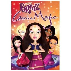 Bratz - Genie Magic (DVD, 2006, Full Fra...