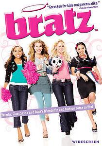 Bratz: The Movie (DVD, 2007, Widescreen)