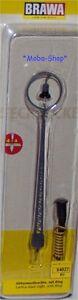 Brawa-84027-H0-Gittermastleuchte-mit-Ring-Stecksockel-LED-63927