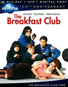 The Breakfast Club (Blu-ray/DVD, 2012, 2...