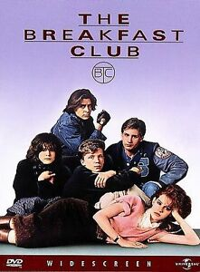 The Breakfast Club (DVD, 1998, Widescree...