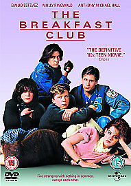 The Breakfast Club (DVD, 2003)