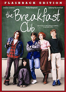 The Breakfast Club (DVD, 2008, Flashback...