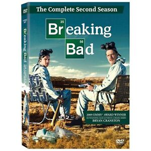Breaking Bad: The Complete Second Season...