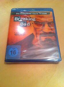 Breaking Bad Season Staffel 4 Blu-ray OVP Bryan Cranston Aaron Paul - Deutschland - Breaking Bad Season Staffel 4 Blu-ray OVP Bryan Cranston Aaron Paul - Deutschland