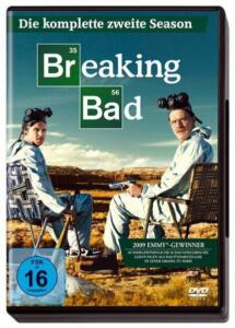 Breaking-Bad-Staffel-2-DVD-Neuwertig