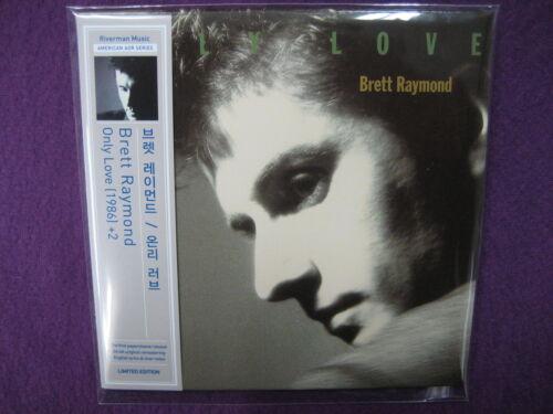 Brett Raymond / Only Love +2 bonus tracks MINI LP CD new S. Lukather, M. Landau, in Music, CDs | eBay