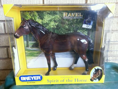 Breyer Model Horse Breyerfest Prize Model GLOSSY Ravel 1/30 NIB NRFB Rare! in Collectibles, Animals, Horses: Model Horses | eBay