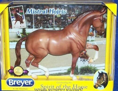 Breyer Model Horses New Fall Horse Mistral Hojris in Collectibles, Animals, Horses: Model Horses | eBay
