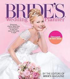 Bride's Wedding Planner (2004, Hardcover, Spiral bound)