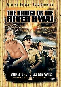 The Bridge on the River Kwai (DVD, 2000,...