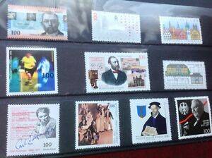 Briefmarken - Deutschland - Briefmarken - Deutschland