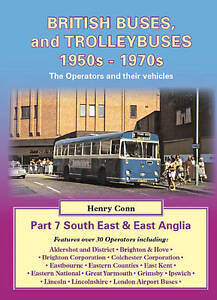 British Buses and Trolleybuses 1950s-197...