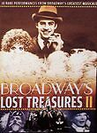 Broadways Lost Treasures II (DVD, 2004)