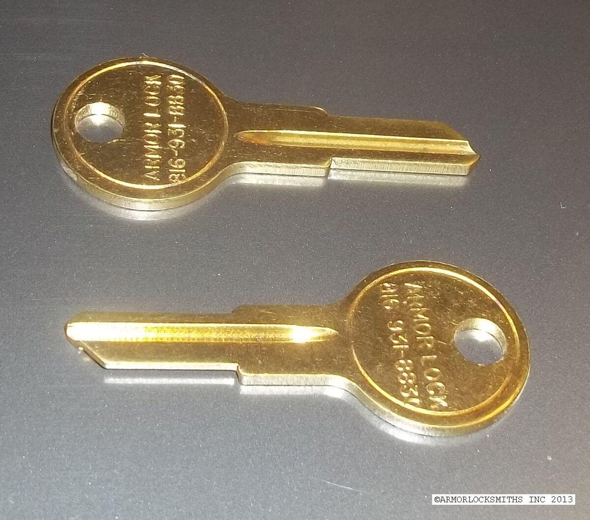 Brockway Truck Tool Boxes Locks Keys Keys by Code Number Utility Truck Bed Locks