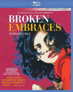 Broken Embraces (Blu-ray Disc, 2010)