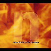 Broken by Nine Inch Nails (CD, 1992, TVT...