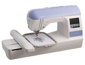 Brother PE770 Computerized Sewing Machin...