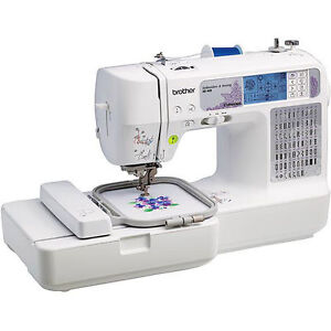 Brother SE400 Computerized Sewing Machin...