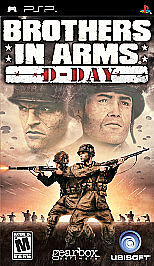 Brothers in Arms: D-Day  (PlayStation Po...