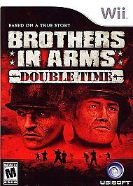 Brothers in Arms: Double Time  (Wii, 200...
