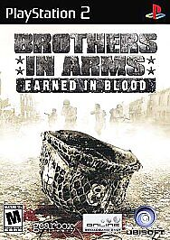 Brothers in Arms: Earned in Blood  (Sony...