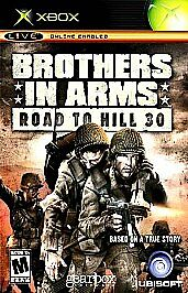 Brothers in Arms: Road to Hill 30  (Xbox...