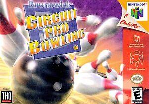 Brunswick Circuit Pro Bowling (Nintendo