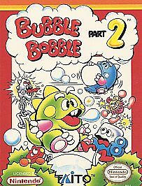 Bubble Bobble Part 2  (NES, 1993)