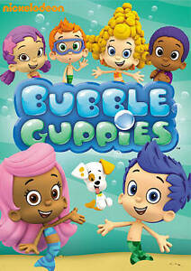Bubble Guppies: Bubble Puppy (DVD, 2012)