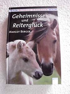 Buch-Buecher-2spannende-Abenteuer-f-Pferde-Fans-Geheimnisse-Reiterglueck-Neu