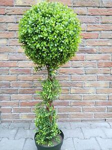buchsbaum kugel kunstpflanzen h 100cm buxus deko. Black Bedroom Furniture Sets. Home Design Ideas