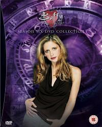 Buffy The Vampire Slayer - Series 6 - Co...
