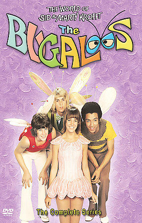 Bugaloos   The Complete Series DVD, 2006, 3 Disc Set