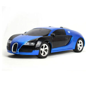 bugatti veyron 1 18 scale radio control car cars full function remote rc r c ebay. Black Bedroom Furniture Sets. Home Design Ideas