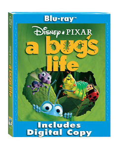 A Bug's Life (Blu-ray/DVD, 2010, 2-Disc ...