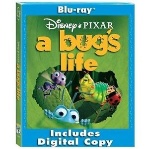 A Bug's Life (Blu-ray Disc, 2009, 2-Disc...