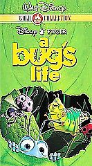 A Bug's Life (VHS, 2000, Gold Collection...