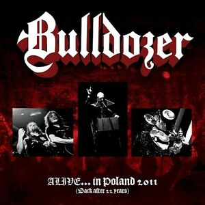 Bulldozer-Alive-In-Poland-2011-Digi-CD-NEU