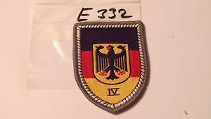 Bundeswehr-Verbandsabzeichen-Wehrbereichkommando-IV-gewebt-neu-e332