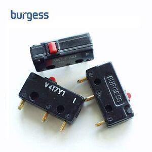 Burgess-Mikroschalter-Wechsel-250V-3A