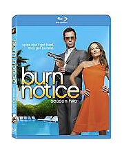 Burn Notice - Season 2 (Blu-ray Disc, 20...